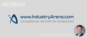Webinar: Wie lässt sich konventionelle CNC-Fertigung mit HP's 3D-Druck ergänzen? @ Gutach (Schwarzwaldbahn) | Baden-Württemberg | Deutschland