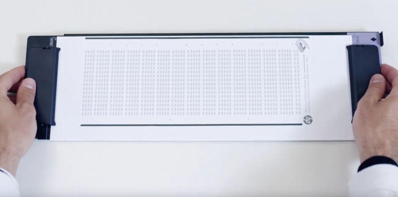 HP Jet Fusion 5200 Series – Halbautomatische PH-Anpassung