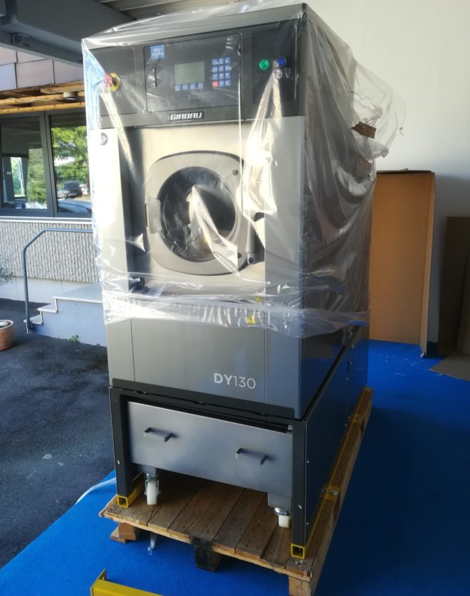 DY 130 Girbau Coloring System