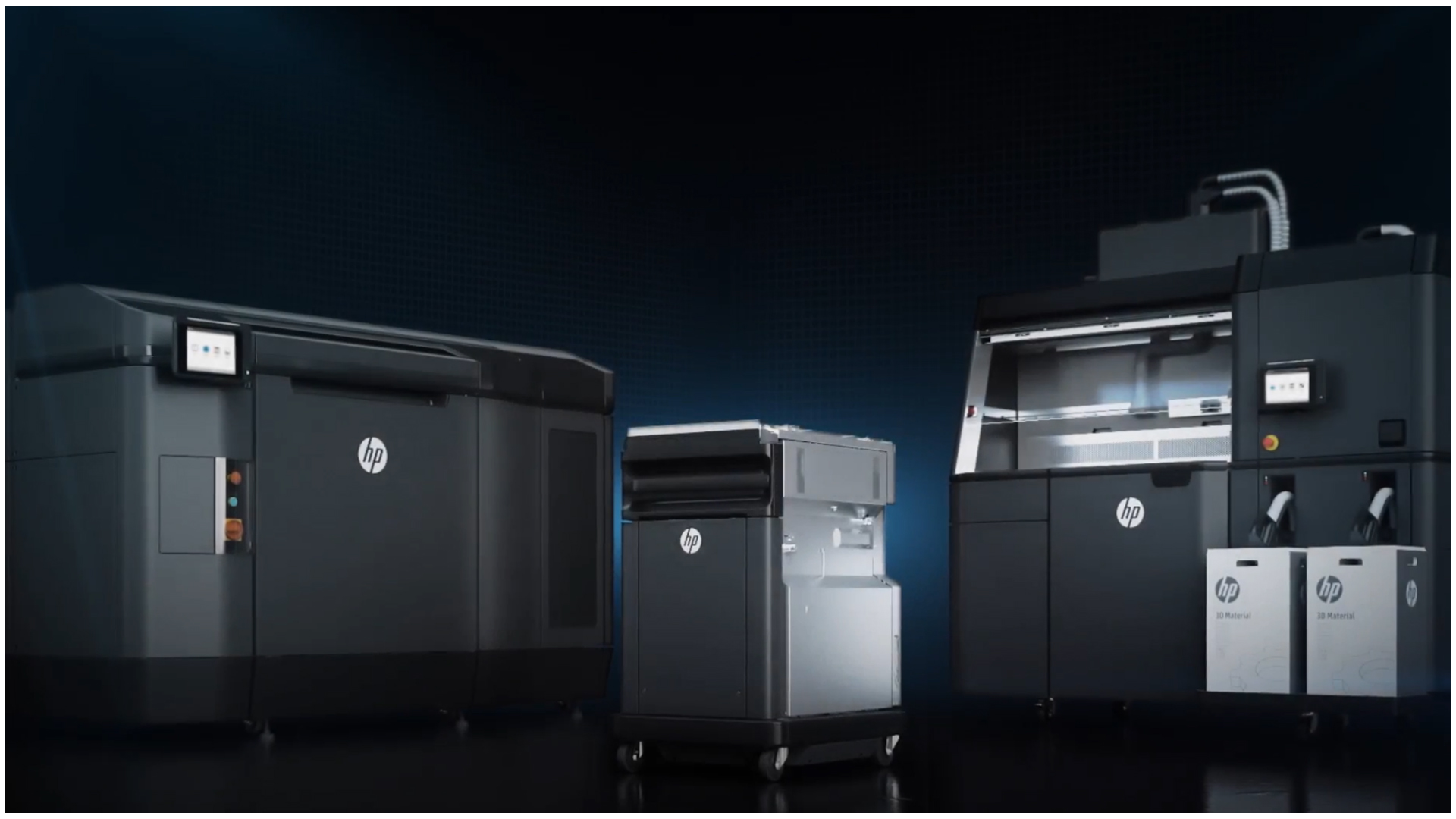 So funktioniert die HP Jet Fusion 3D-Drucklösung